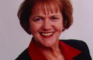 President, Toastmasters International --     Pauline Shirley -- 1994-95